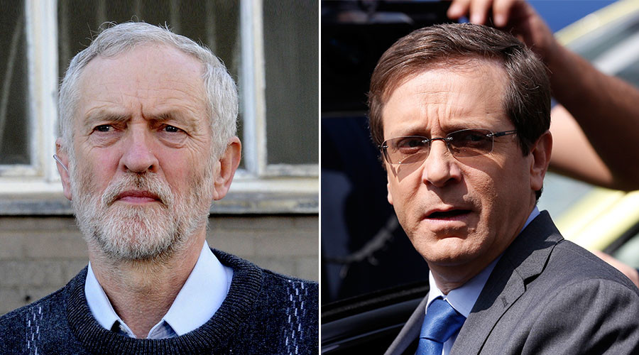 Israeli Labor considers break with UK party over anti-Semitism, despite own accusations of racism