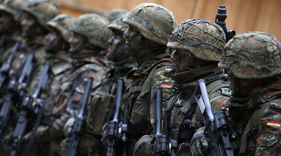 German plans for EU army 'dangerous fantasy that diverts money from NATO' – Brexiteers