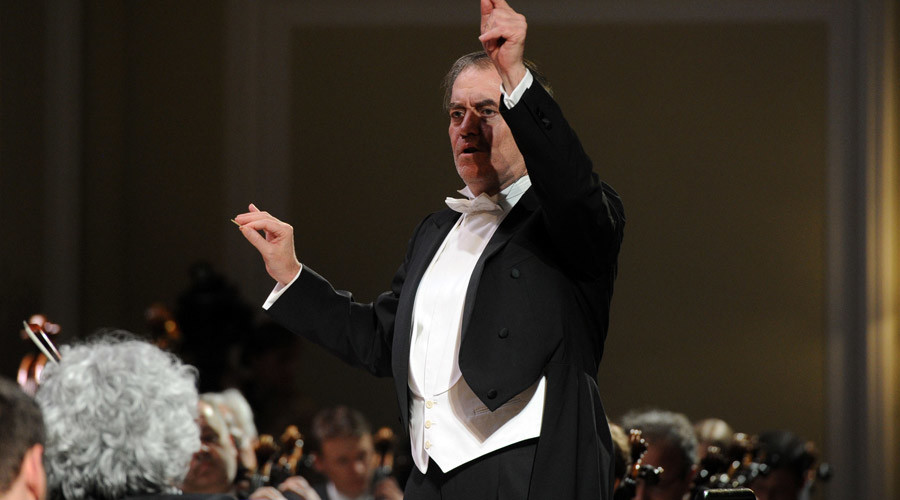 Healing music: Palmyra to see Russian orchestra conducted by Valery Gergiev