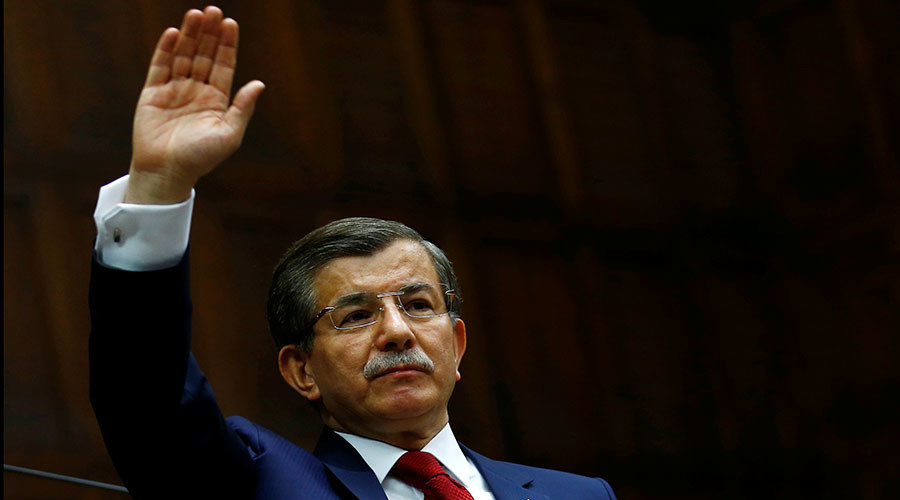 Turkey's PM effectively resigns amid rift with Erdogan