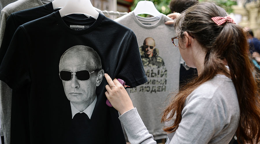 Putin continues to ride high in popularity polls, latest research shows