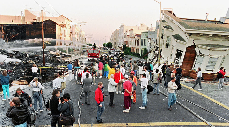 Catastrophic California quake due at any time, warns seismologist