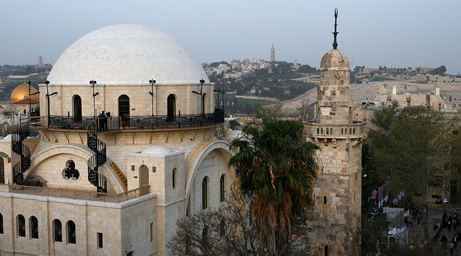 Israeli man seeks restraining order against God for not being nice