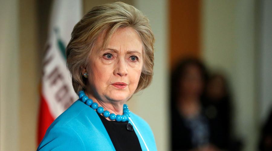Hillary Clinton demonstrated 'gross negligence' in handling classified information - frmr FBI agent