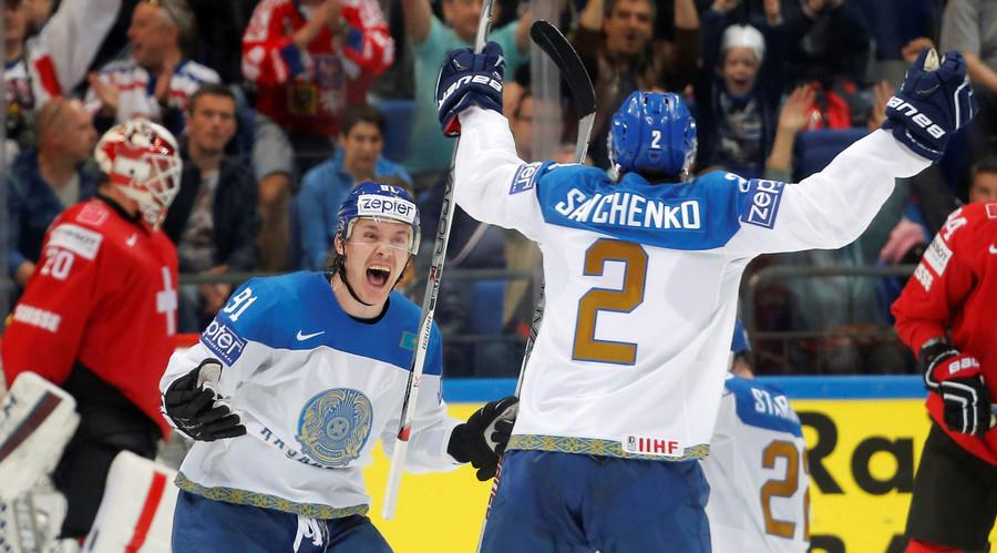 Savchenko's long-range strike highlight of Hockey World Championship Day 2