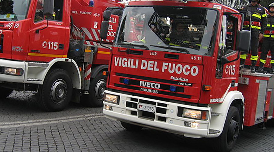 Rome building collapses amid explosion, at least 5 injured