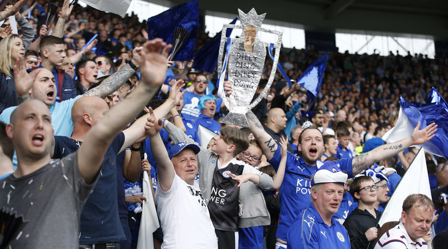 Leicester City fans swarm A&E, hospital begs patients to stay home