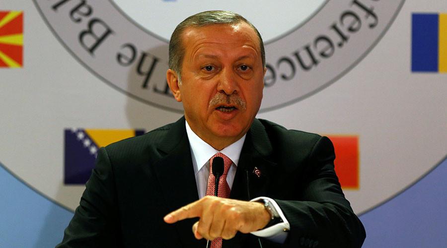 'Almost a Russian lake': Erdogan calls for greater NATO presence in Black Sea