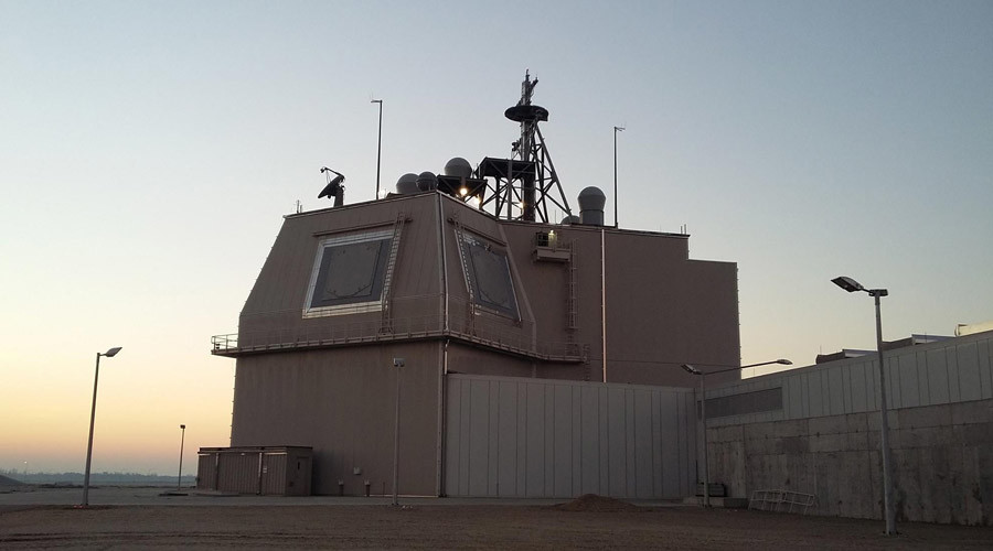 Moscow voices alarm as NATO Romanian missile defense base goes live
