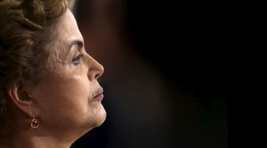 Brazil senators vote to impeach President Rousseff for breaking budget laws