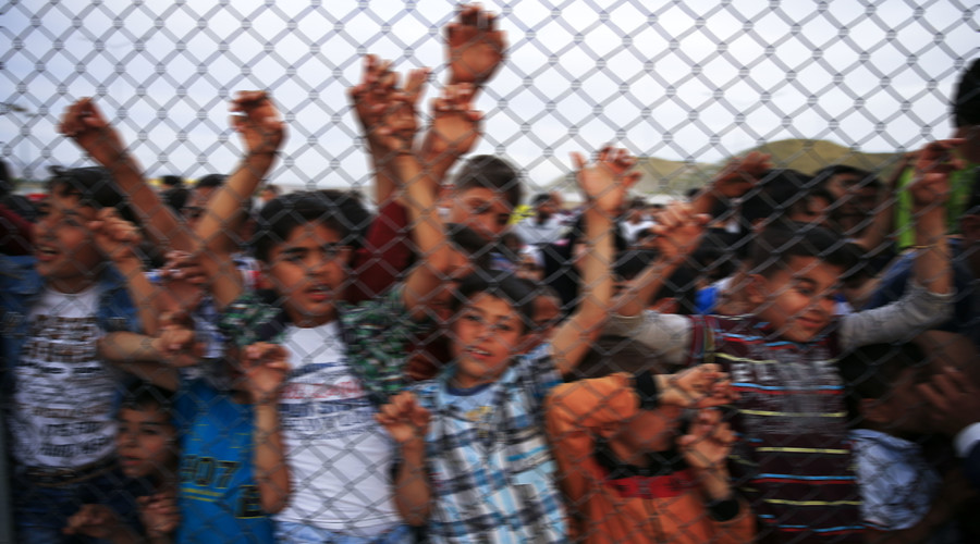 30 Syrian boys raped at Turkish refugee camp – report