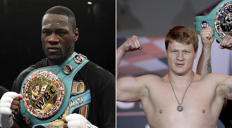 Boxing: Wilder v Povetkin in doubt after Russian reportedly tests positive for meldonium