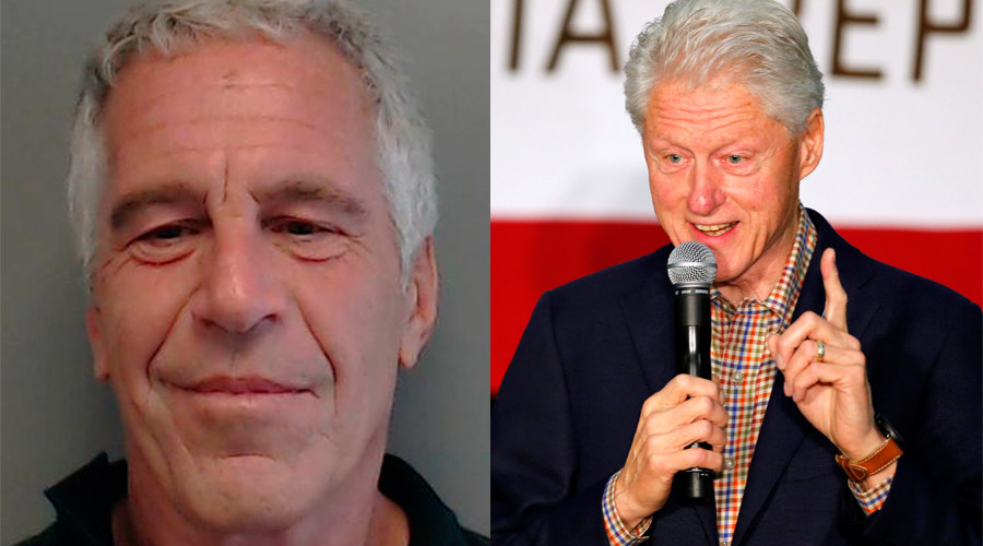 Bill Clinton was frequent flier on pedophile's private jet 'Lolita Express'