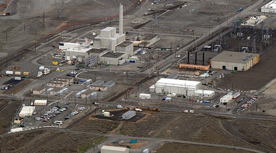 Radiation spike near Hanford nuclear waste site 'natural' – EPA