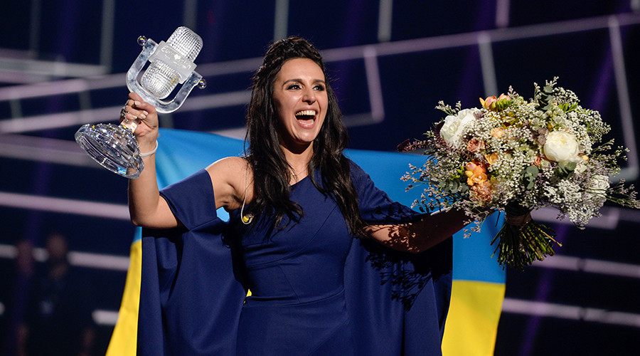 Ukraine wins Eurovision 2016 with politically-charged song (VIDEOS)