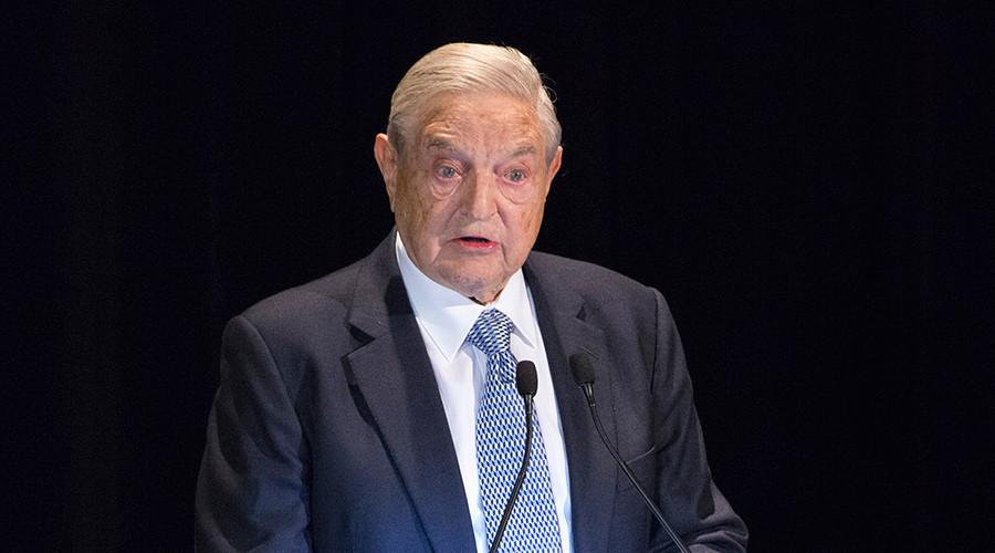 Soros dumps US stocks, buys gold