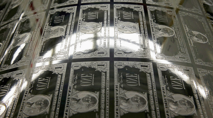 Central banks selling off US debt at record pace