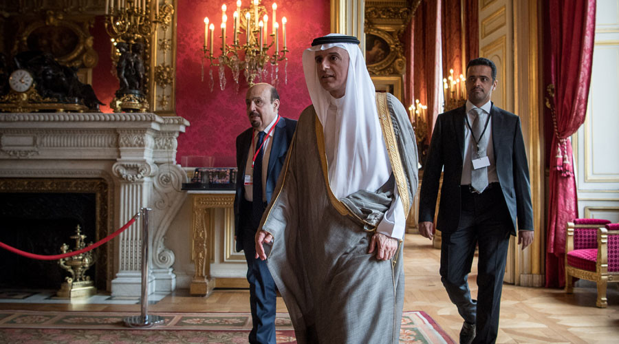 'Saudi Arabia's Plan B on Syria calls for support for terrorists'