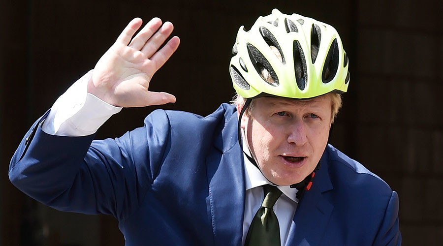 Boris Johnson wins 'most offensive Erdogan poem' contest