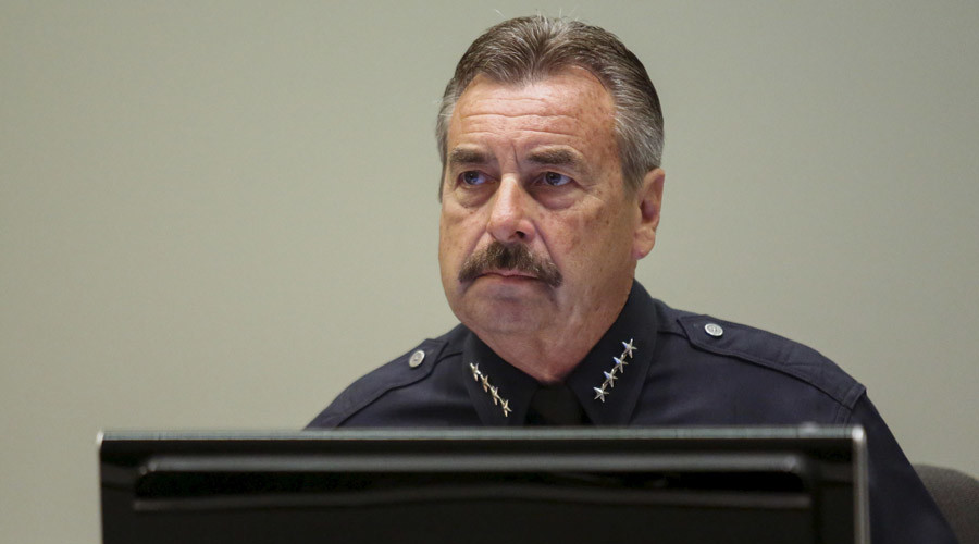 'Corrupting influence': LAPD chief sued by police union in disciplinary battle
