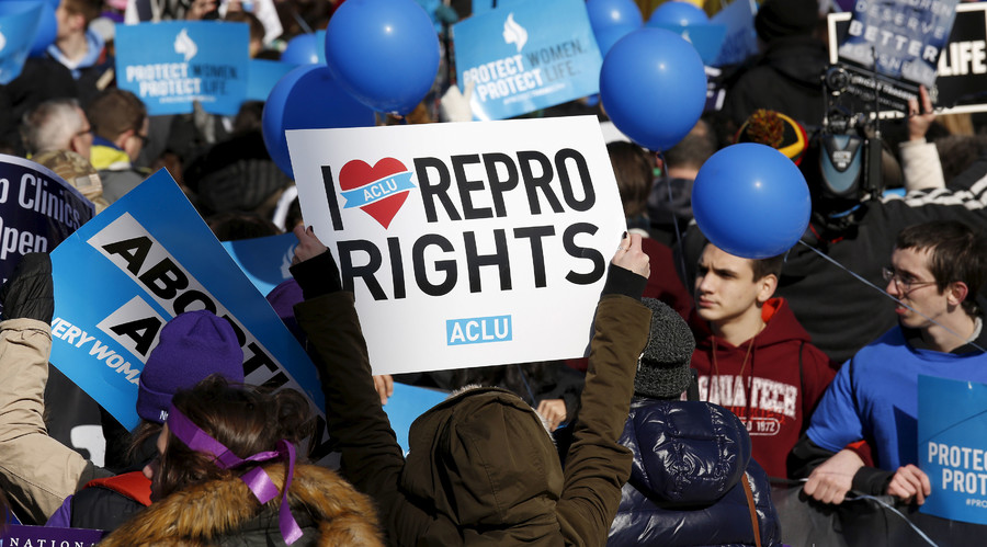 What reproductive rights? Okla. governor vetoes bill banning abortions