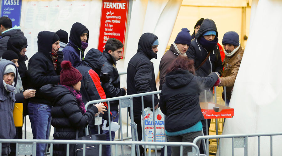 Most refugees are young males lacking qualifications - German migration service