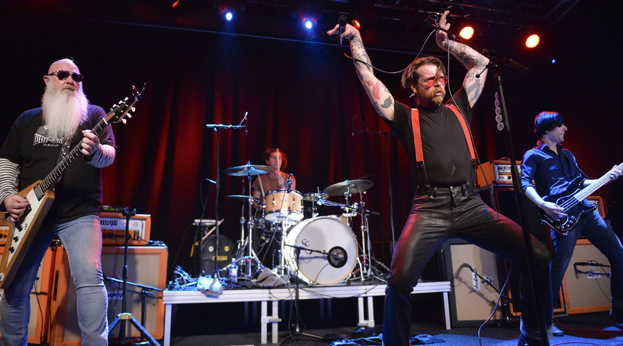 Eagles of Death Metal dropped from French festivals after 'anti-Muslim' Paris attack comments
