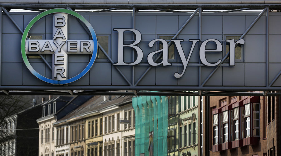 Germany's Bayer makes $62bn offer to buy US firm Monsanto
