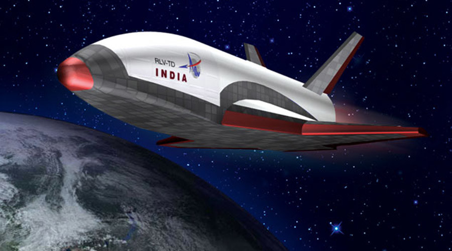 India test launches own prototype reusable space shuttle