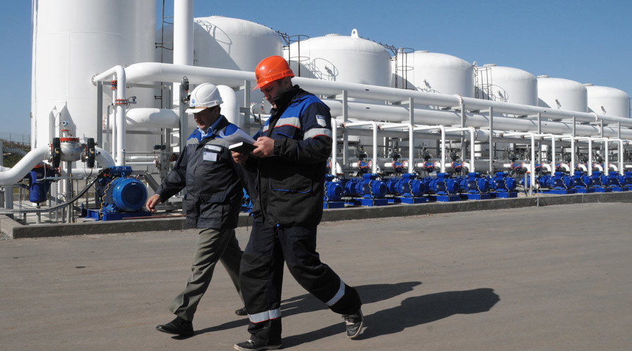 Russian oil exports to China hit record high in April