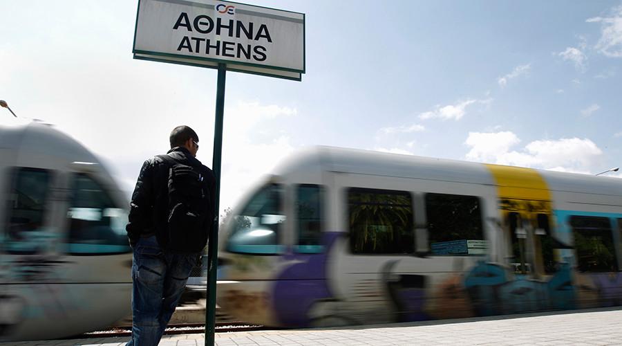 Russia interested in purchasing Greek railway operator