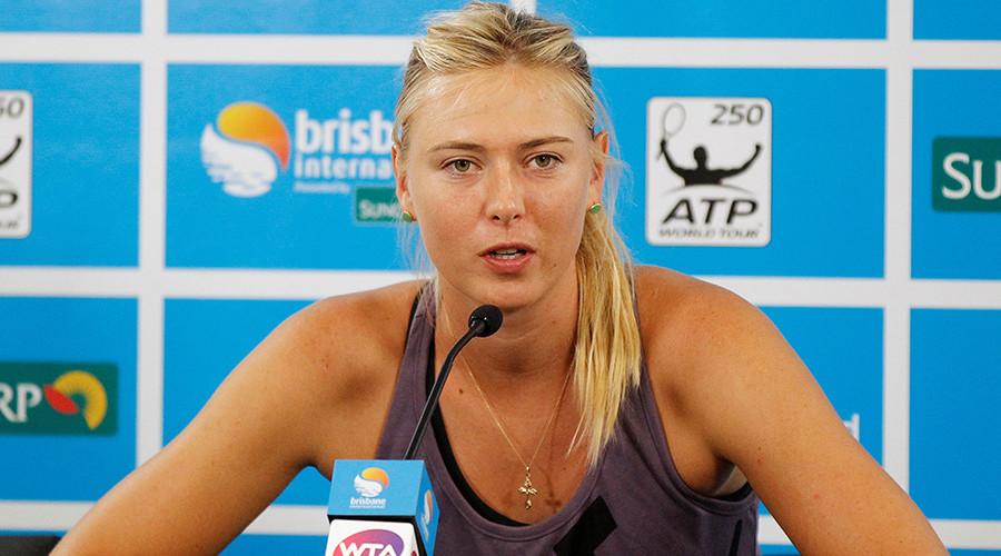Sharapova's bid to make a sensational return in Rio