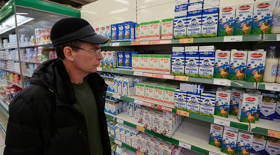 Medvedev orders extension of foreign food ban through 2017
