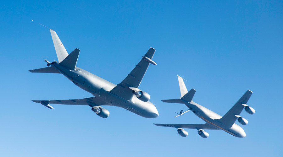 Boeing to miss deadline on KC-46 tanker, no delivery till 2018