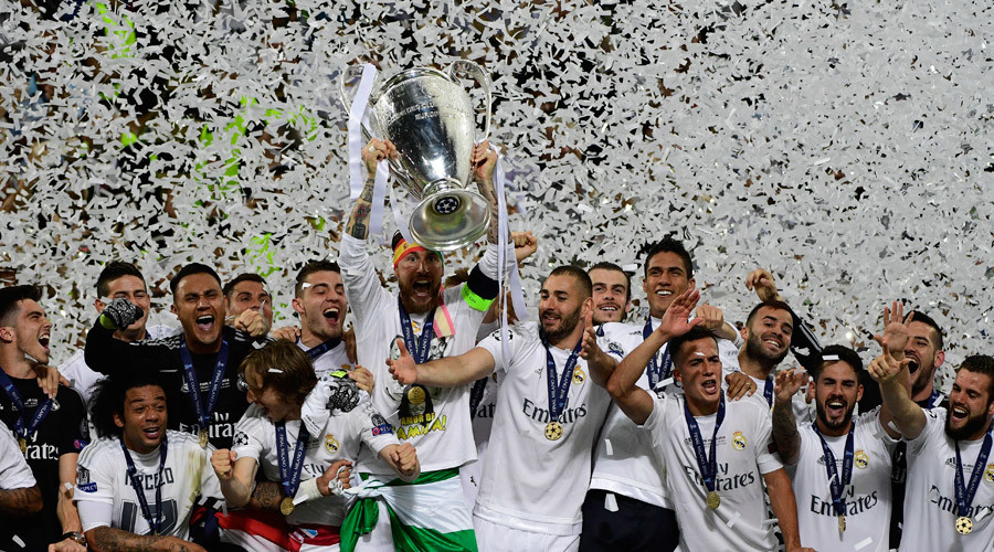 Real Madrid wins Champions League after beating Atletico on penalties