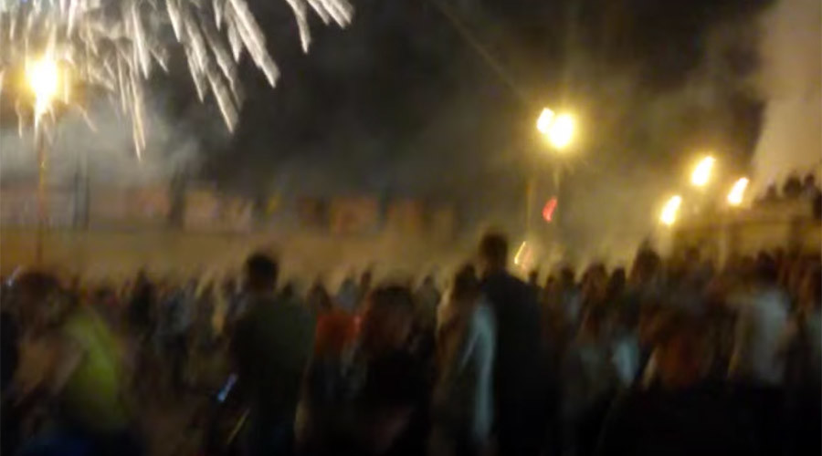 1 killed, 10 injured after firework hits crowd in Russia (VIDEOS)