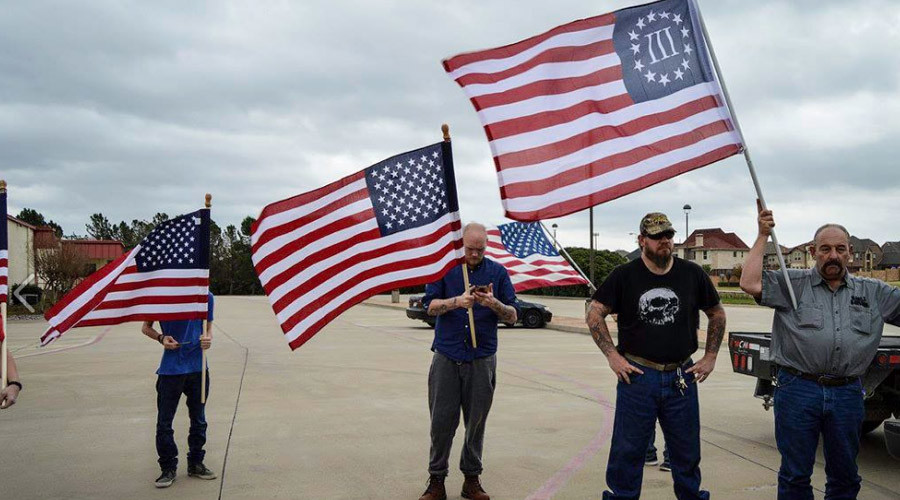 Extremist group in Texas trains to shoot Muslims with bullets dipped in pig blood