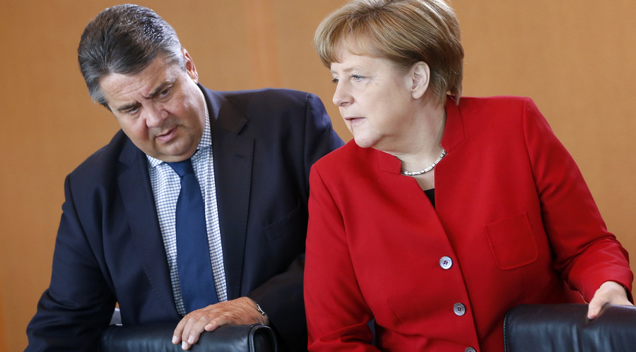 Merkel's TTIP policy is 'wrong:' German Vice Chancellor criticizes US-EU free trade deal