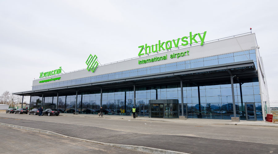 Fourth international airport opens in Moscow