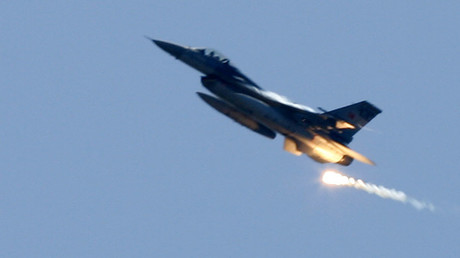 Ankara conducts air raids on Kurdish positions in Iraq & southeast Turkey