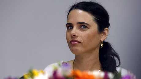 Ayelet Shaked, Israel's new Justice Minister of the far-right Jewish Home party © Gali Tibbon