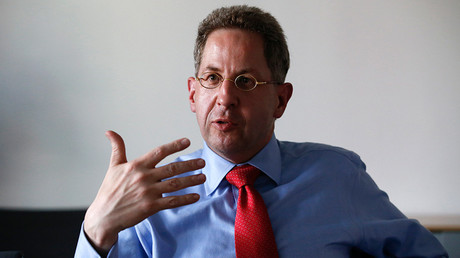 Hans-Georg Maassen from the Federal Office for the Protection of the Constitution (BfV) © Fabrizio Bensch