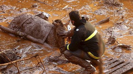 BHP and Vale face $44bn lawsuit over Brazil dam disaster