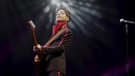 U.S. musician Prince ©Jumana El-Heloueh