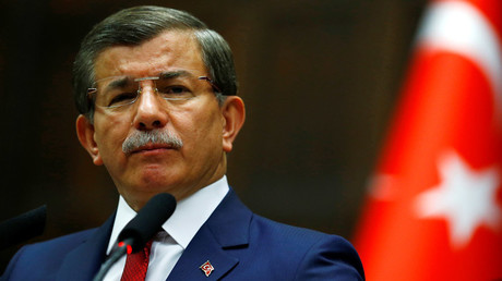 PM Davutoglu to step down amid 'rift' with power-hungry Erdogan – reports