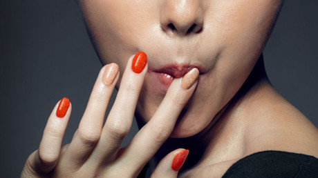KFC's chicken-flavored nail polish gives new meaning to 'Finger Lickin' Good' (VIDEO)