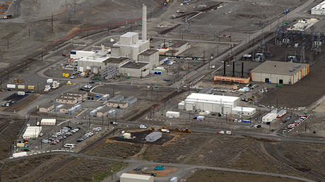'I thought I was dying': Ex-Hanford worker gravely ill after inhaling toxic fumes (VIDEO)