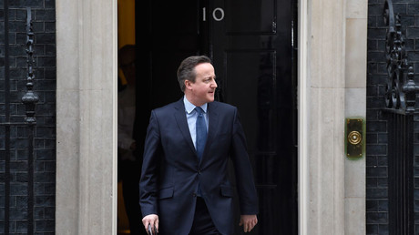 Britain's Prime Minister David Cameron © Toby Melville