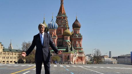 U.S. Secretary of State John Kerry © Mladen Antonov