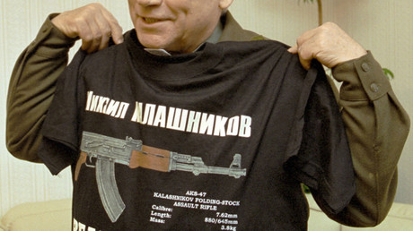Kalashnikov-style casual wear could hit market